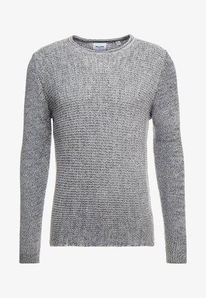 ONSSATO  - Svetr - light grey melange