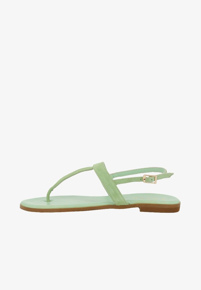 OLIMPIA - Sandalias - light green