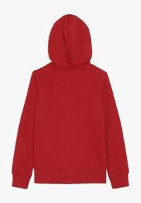 Jordan - JUMPMAN FULL ZIP - veste en sweat zippée - gym red - 1