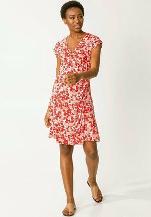 FERN  - Jersey dress - red