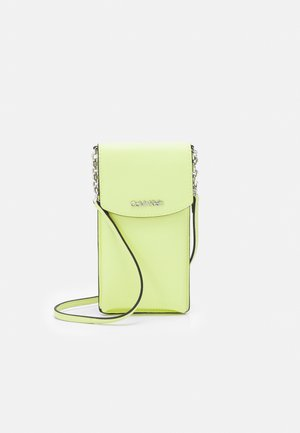 PHONE POUCH XBODY - Étui à portable - sunny lime