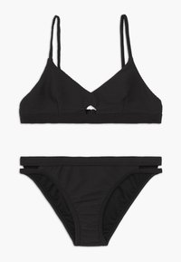 Seafolly - SUMMER ESSENTIALS SET - Bikini - black - 0