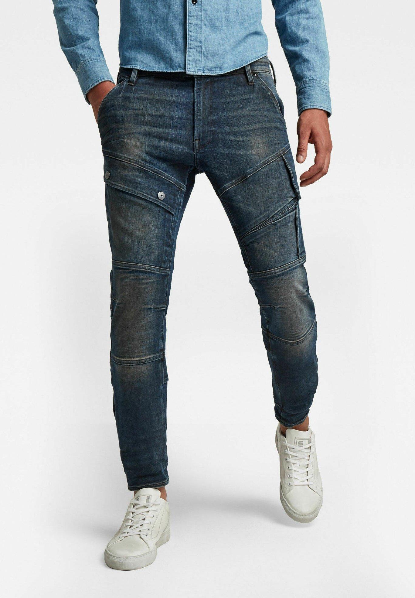 Uomo AIRBLAZE 3D SKINNY - Jeans slim fit