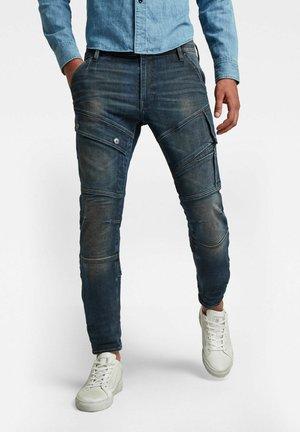AIRBLAZE 3D SKINNY - Slim fit jeans - antic nebulas