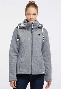 Schmuddelwedda - Light jacket - mottled grey - 0