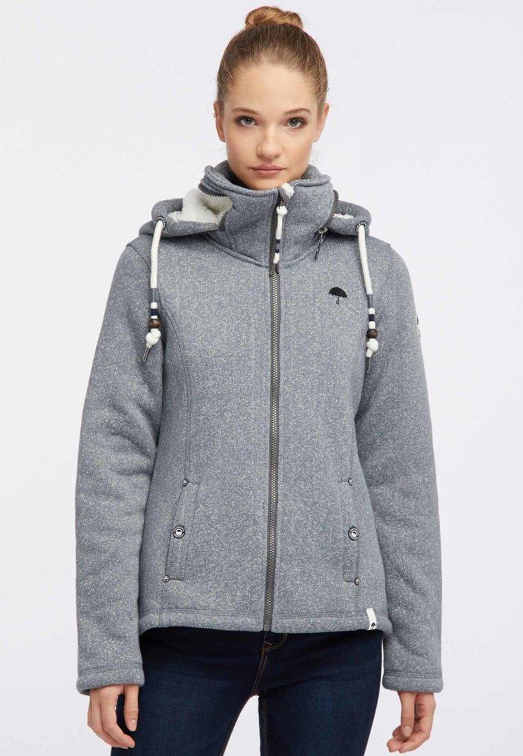 Schmuddelwedda - Light jacket - mottled grey