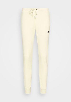 Pantalon de survêtement - coconut milk/black