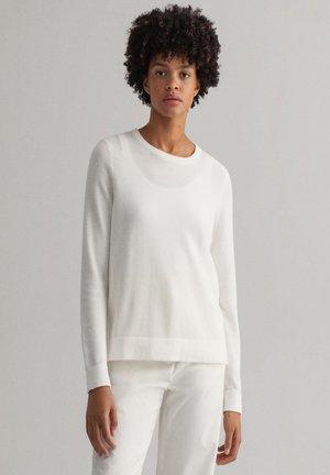 CREW - Jumper - white