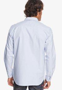 Quiksilver - LONG SLEEVED - Shirt - light blue - 2