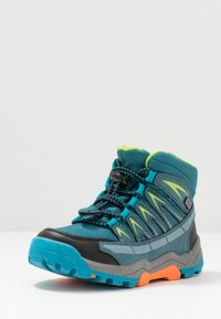 Lurchi - TRISTAN-TEX - Classic ankle boots - petrol - 2