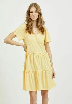 SHORT SLEEVE - Day dress - sunlight