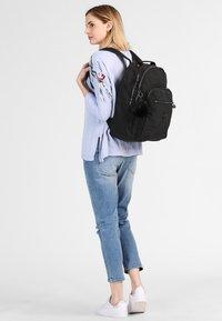 Kipling - CLAS SEOUL - Rucksack - true dazz black - 0