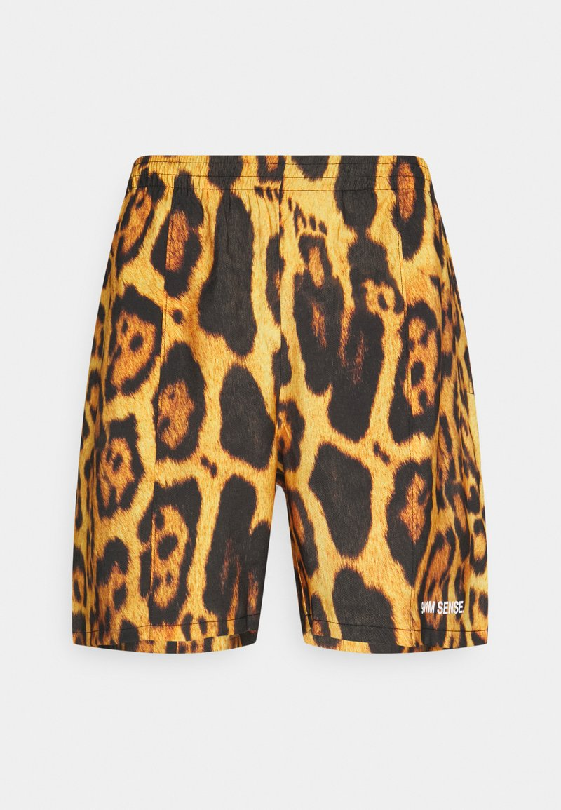 9N1M SENSE - SPECIAL PIECES UNISEX - Shorts - black/brown