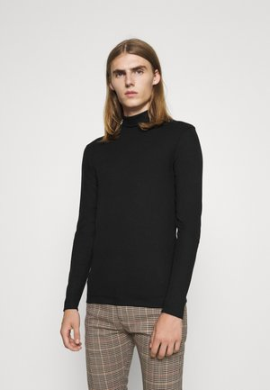 MIGUEL - Long sleeved top - schwarz