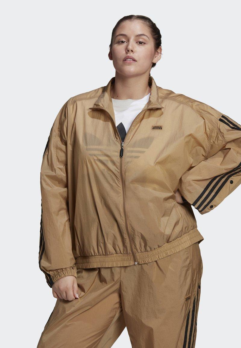 adidas Originals - Training jacket - cardboard