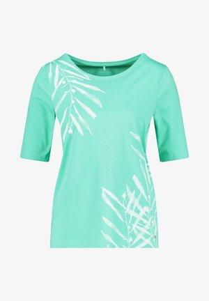 T-shirt con stampa - aloe