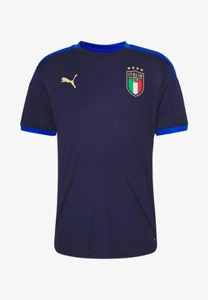 ITALIEN FIGC TRAINING SHIRT - Equipación de selecciones - peacoat/team power blue