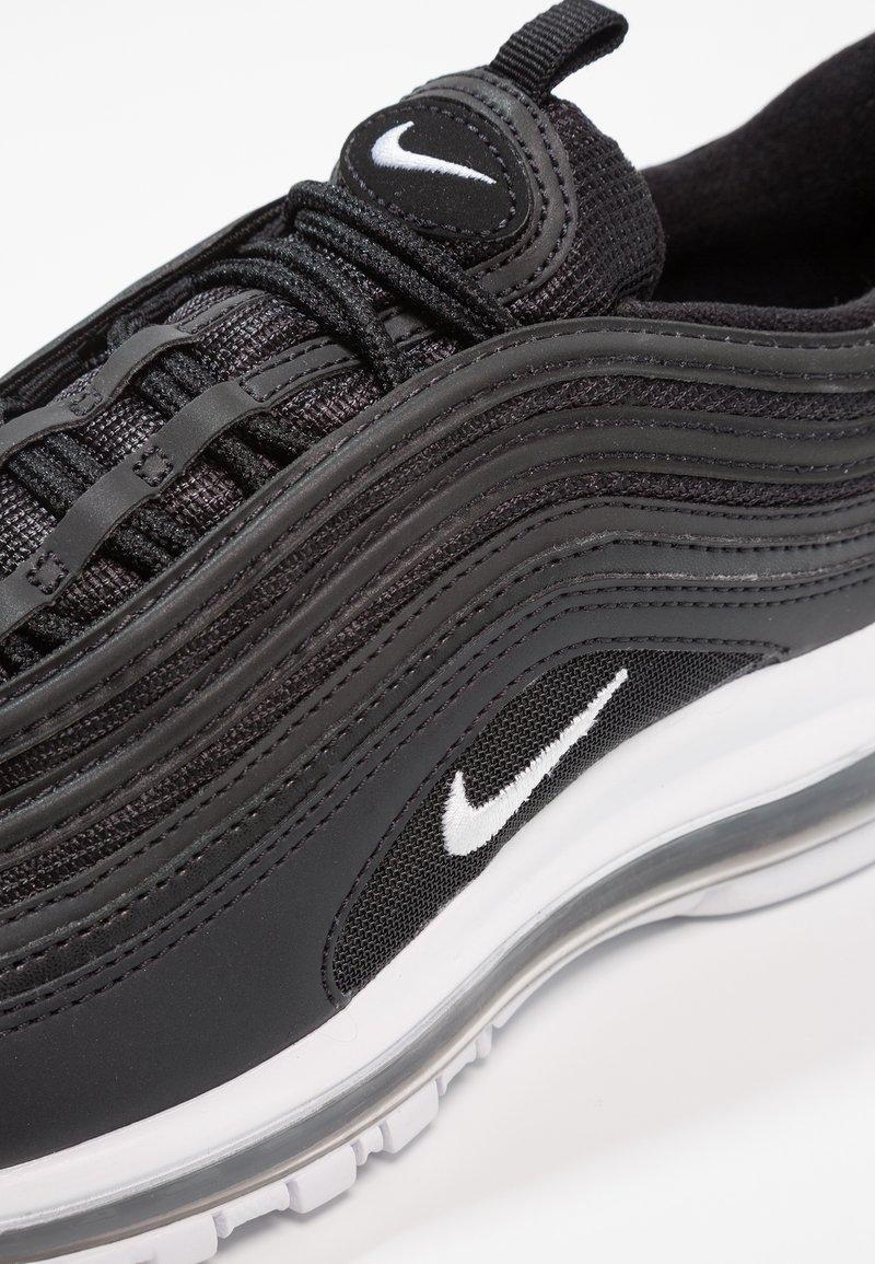 opción escribir una carta sufrimiento  Nike Sportswear AIR MAX 97 - Trainers - black/white/black - Zalando.co.uk