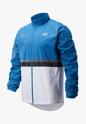 Windbreaker - mako blue