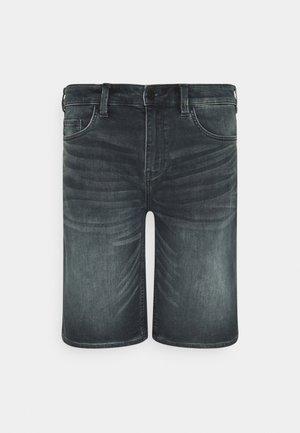 BERMUDA - Jeans Shorts - dark blue