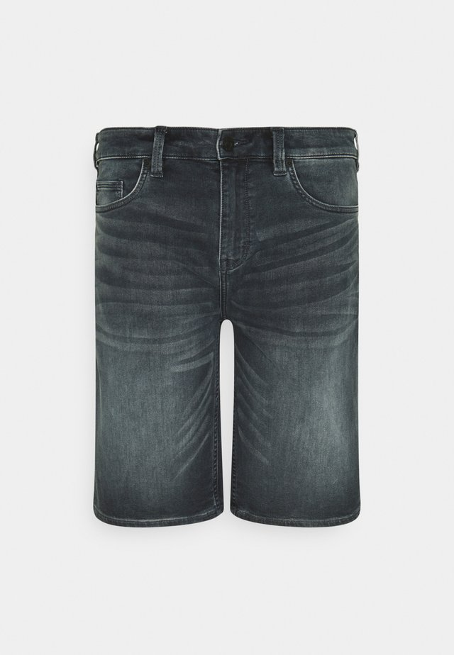 BERMUDA - Shorts di jeans - dark blue