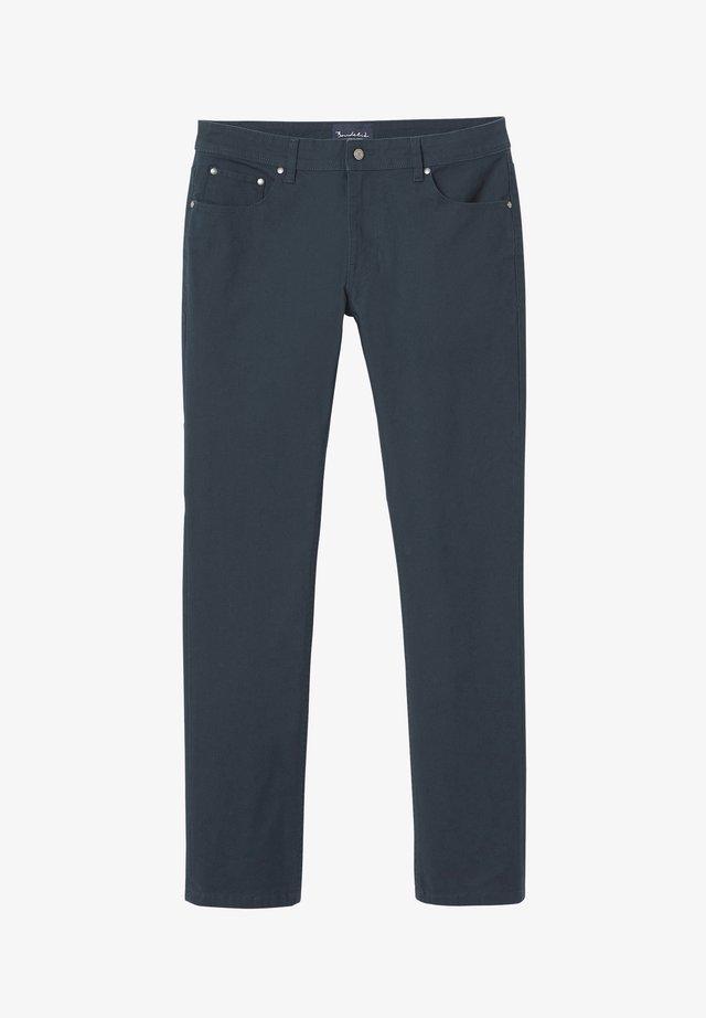 TIM 5-POCKET - Pantalon classique - navy