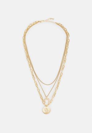 PCSANDELINE NECKLACE  - Kaulakoru - gold-coloured