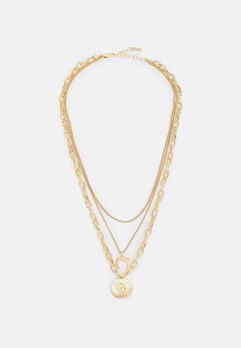 PCSANDELINE NECKLACE  - Ketting - gold-coloured
