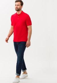 BRAX - STYLE PETE - Poloshirt - red - 1