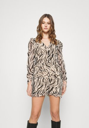ONLLADY SHORT DRESS  - Robe d'été - sand