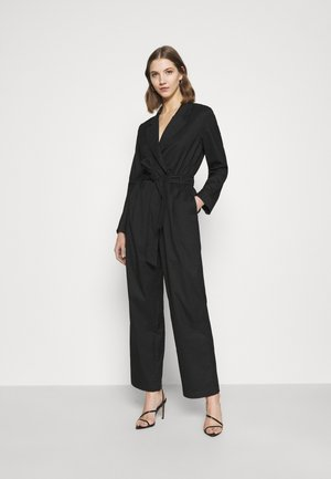 KATRINE SUITINS - Jumpsuit - black solid