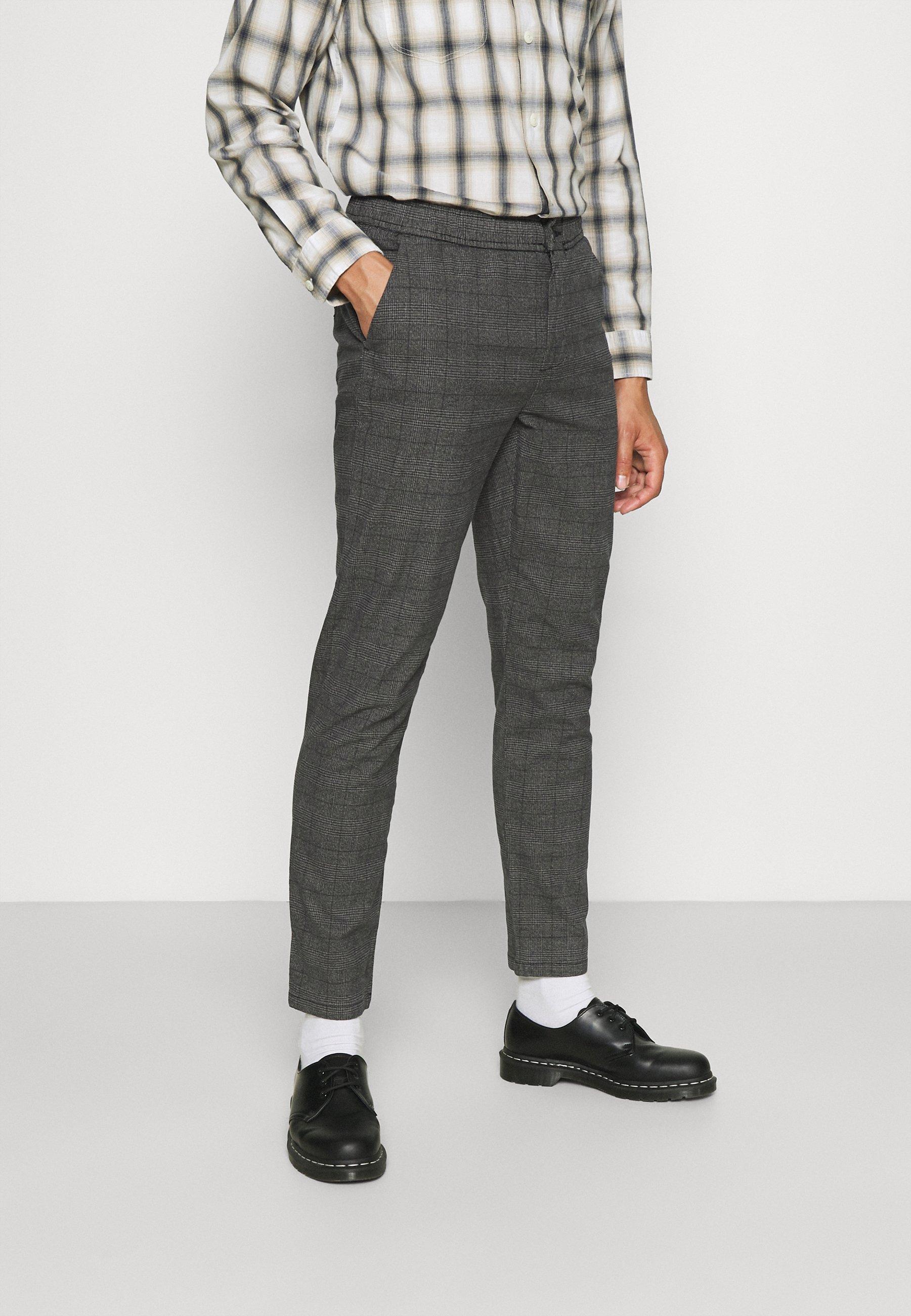 Men KING PANTS - Trousers