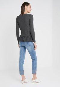 Steffen Schraut - WILLIAMSBURG HIP PANTS - Slim fit jeans - hip denim - 2