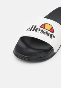 Ellesse - FILIPPO - Mules - white/black - 5