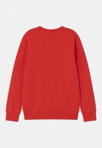 MOSCHINO - UNISEX - Sweatshirt - poppy red - 1