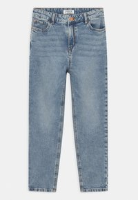Lindex - MADISON WASHED - Jeans Relaxed Fit - blue denim - 0