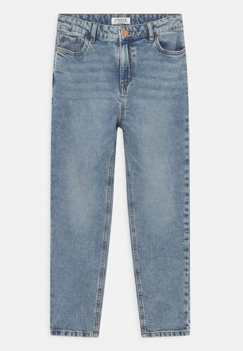 MADISON WASHED - Jeans Relaxed Fit - blue denim