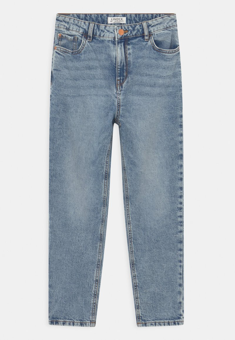 Lindex - MADISON WASHED - Jeans Relaxed Fit - blue denim