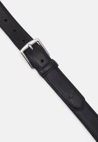 Polo Ralph Lauren - SMOOTH - Formální pásek - black - 3