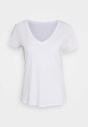 THE DEEP  - Basic T-shirt - white