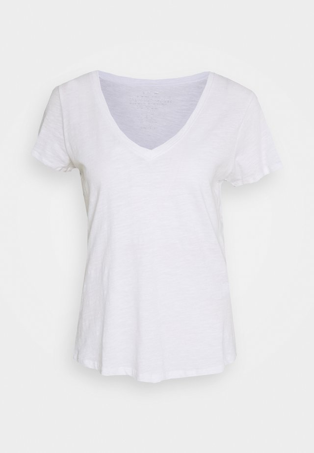 THE DEEP  - T-Shirt basic - white