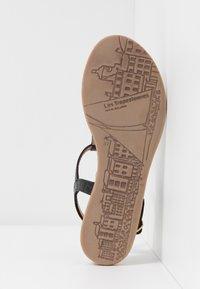 Les Tropéziennes par M Belarbi - HACROC - Sandals - noir - 6