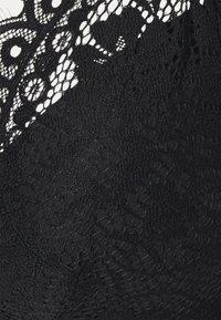Hunkemöller - DAVY BRALETTE - Triangle bra - caviar - 7