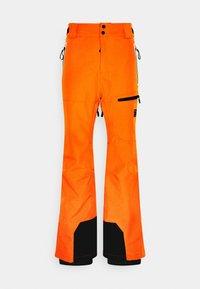 FREESTYLE PANT - Snow pants - havana orange
