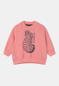 Mini Rodini - TIGER UNISEX - Sweatshirt - pink - 0
