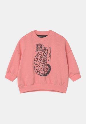 TIGER UNISEX - Sweatshirt - pink