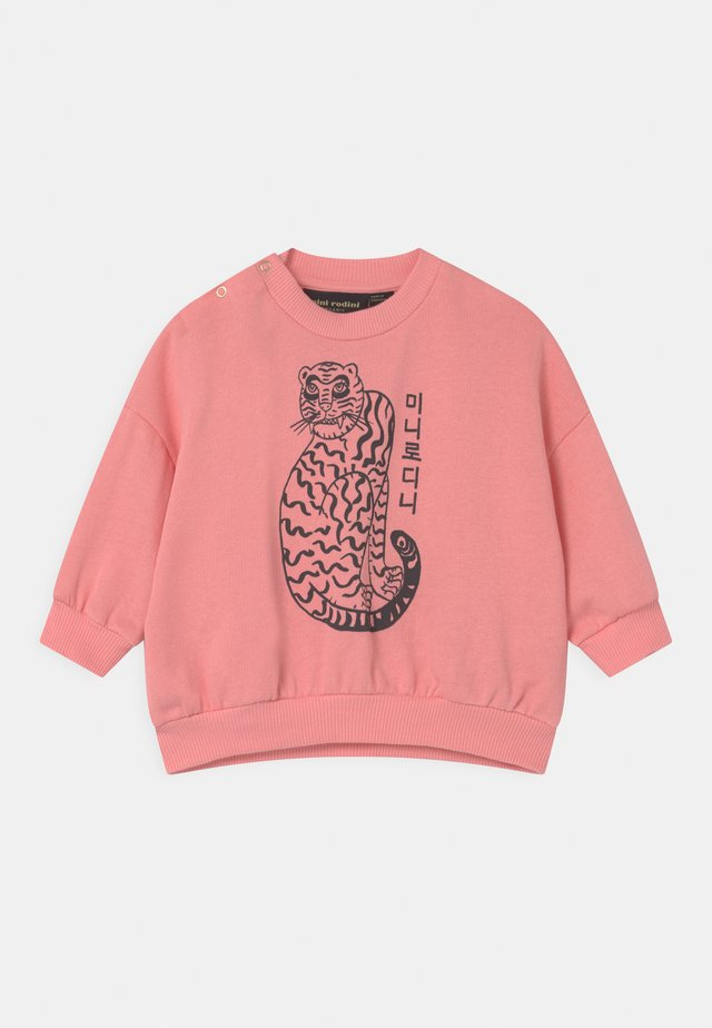 TIGER UNISEX - Sweater - pink