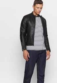 Serge Pariente - Leather jacket - black - 4
