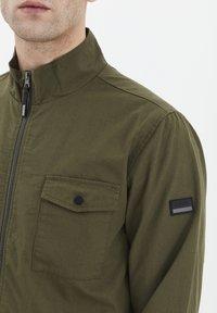 Solid - Light jacket - ivy green - 3
