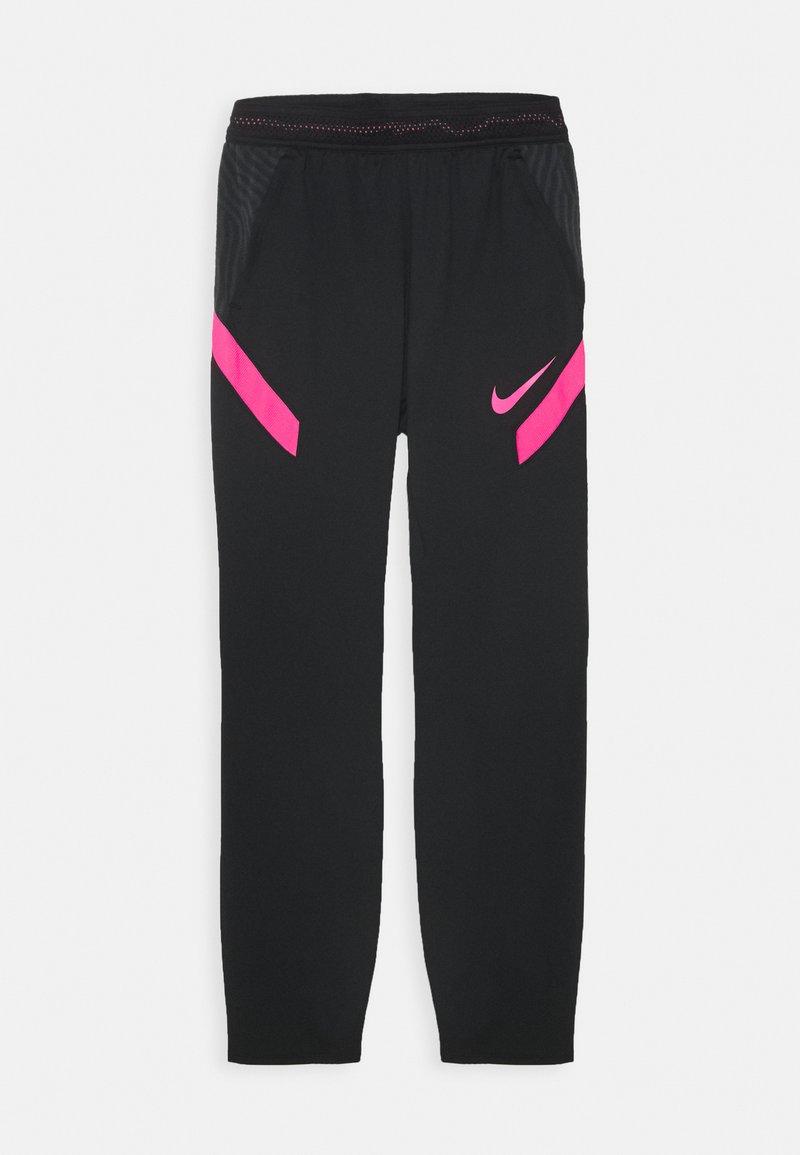 Nike Performance - DRY STRIKE  - Träningsbyxor - black/hyper pink